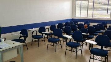 Ambiente Pedagógico – Sala 01