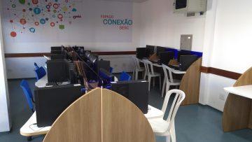 Sala Espaço Conexão