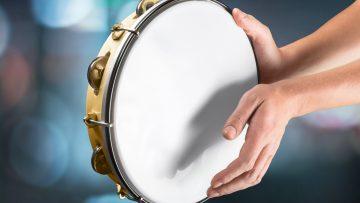 Percussão Ritmos Brasileiros