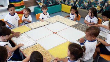 Sala 1 –  Educação Infantil –  Integral