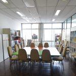 Sala de Trabalho Com Grupos