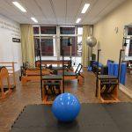 Sala de Pilates com Aparelhos