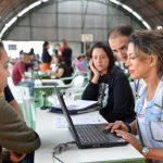 População de Pinhais e Região é beneficiada pelo Programa Justiça no Bairro Sesc Cidadão