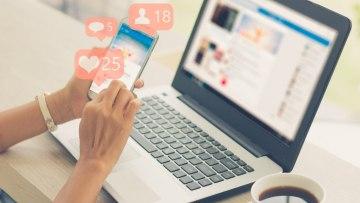 Criação de Mídias para Redes Sociais