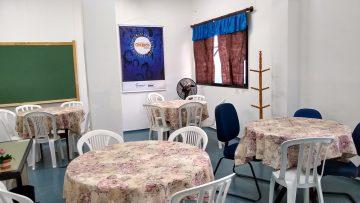 Sala de Grupos – Trabalho Social com Grupos