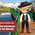 Sesc PR realiza 9ª edição do Congresso do Idoso em Foz do Iguaçu