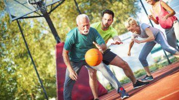 Esportes para todas as idades é no Sesc!