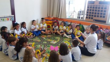 Sala 4 – Educação Infantil
