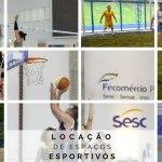 Locação de Espaços Esportivos