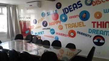 Sala de Cursos Idiomas 2