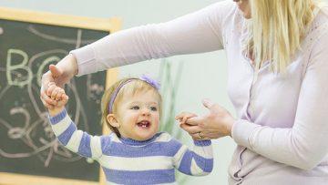 Dança Mamãe-Bebê