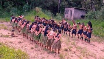 Apresentação do Grupo Indígena Kaingang Nen-Gá – 02/06/2019 – 16:00