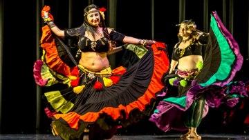 Noite de apresentações de danças étnicas – 01/06/2019 – 20:00
