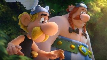 Asterix e o segredo da poção mágica – 21/07/2019 – 15:15