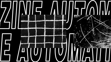 Zine Automático: práticas alternativas de impressão