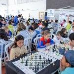 12ª Circuito Sesc de Xadrez ocorre em São José dos Pinhais