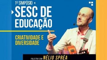1º Simpósio Sesc de Educação – Etapa Rio Negro – 16/10/2019 – 19:30