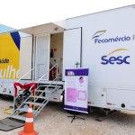 Sesc Saúde Mulher será lançada nesta sexta-feira (19) em Piraquara