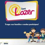 Sesc Lazer realiza ação no Hospital Pequeno Príncipe