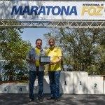 12ª Maratona Internacional de Foz do Iguaçu Sesc PR é marcada por reconhecimento e homenagens
