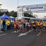 As marcas da 12ª Maratona Internacional de Foz do Iguaçu Sesc PR
