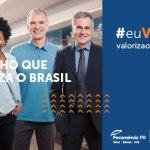 Sistema Comércio lança campanha #euValorizo