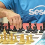 19ª Circuito Sesc de Xadrez ocorre em Paranaguá