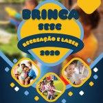 Brinca Sesc – 26/06/2021 – 08:00