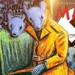 Clube HQ: Maus, de Art Spiegelman – 07/03/2020 – 15:00