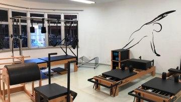 Sala de Pilates Aparelho