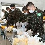 Parceria promove entrega de alimentos em Cascavel
