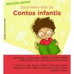 Sesc Paraná lança seleção de contos infantis