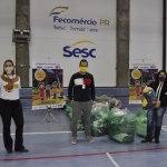 Sesc da Esquina entrega doações à Pro-Renal