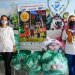 Instituto AMA recebe doações da Campanha do Agasalho