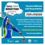 Maratona Solidária do Sesc PR começa domingo