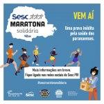Sesc PR abre no dia 7 as inscrições para a Maratona Solidária