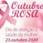 Outubro Rosa – Exposição Árvore Rosa – 13/10/2020 a 30/10/2020 – 08:00