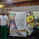 Doação da Funpar à Campanha Estadual do Mesa Brasil destinará 1.905 cestas básicas a comunidades indígenas e quilombolas do estado