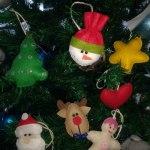 Oficina Enfeites em feltro para árvore de Natal – 04/12/2020 – 19:00