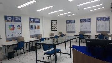 Sala CVS – Curso de Corte e Costura