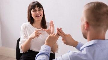 Falando com as mãos – Compreendendo nossa língua de sinais – 25/01/2021 a 29/01/2021 – 15:00