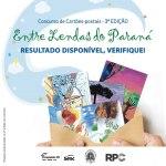 Concurso Entre Lendas do Sesc PR divulga resultado da seleção