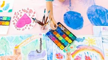 Desenho e Pintura para Crianças