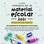 Campanha Sesc de Material Escolar – Porque Estudar Importa chega a 3ª Edição