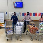 Mesa Brasil Sesc Londrina recebe doações do Carrefour