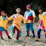 Sesc PR celebra o tempo e a alegria em show virtual com a trupe Tupi Pererê