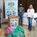 Campanha Sesc de Material Escolar segue arrecadando itens até o dia 31 de março