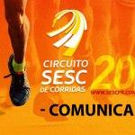 Circuito Sesc de Corridas adapta calendário para 2021