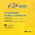 Sesc e SBIm juntos na campanha Todo Mundo Vacinado