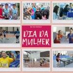 Sesc Paraná promove eventos esportivos em celebração ao Dia da Mulher